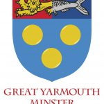 Great Yarmouth Minster logo
