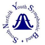 South Norfolk Youth Symphonic Band logo