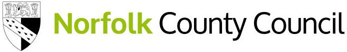 Norfolk County Council logo