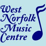 WNMC West Norfolk Music Centre logo square