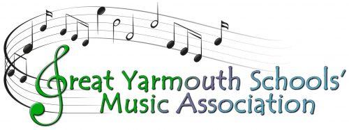 Great Yarmouth Schools' Music Association logo