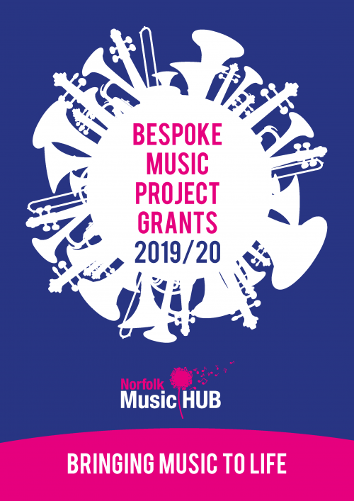 Bespoke Project Grant 2019/20 artwork