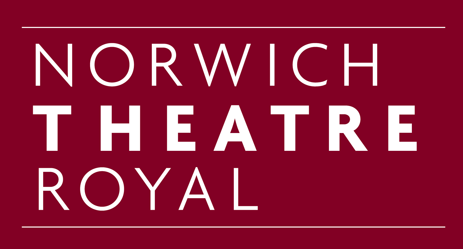 Norwich Theatre Royal logo red