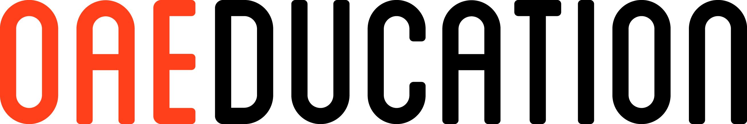 OAE Education logo