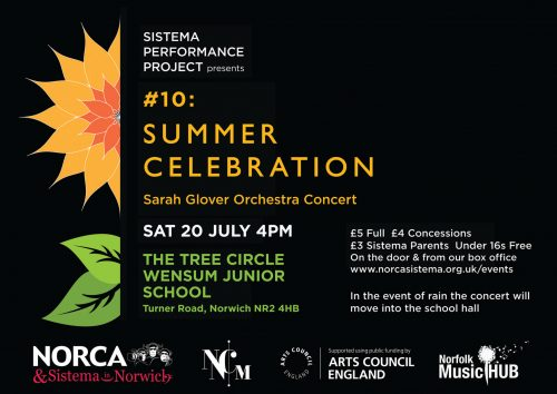 Sistema Summer Celebration