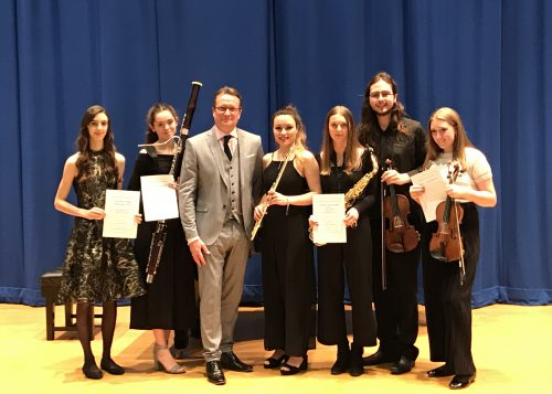 Norfolk Young Musician Winners 2019