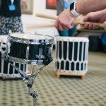 Louder Than Life Taiko Drum Workshop