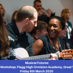 Teachers at Musical Futures Just Play CPD