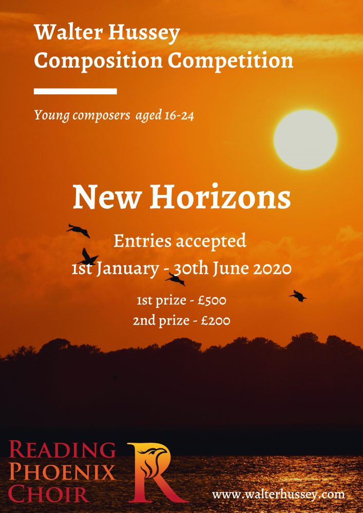 Walter Hussey Composition Competition
