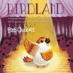 Birdland sheet music front cover