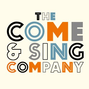 The Come and Sing Company logo