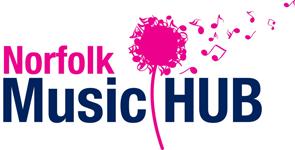 Norfolk Music Hub logo